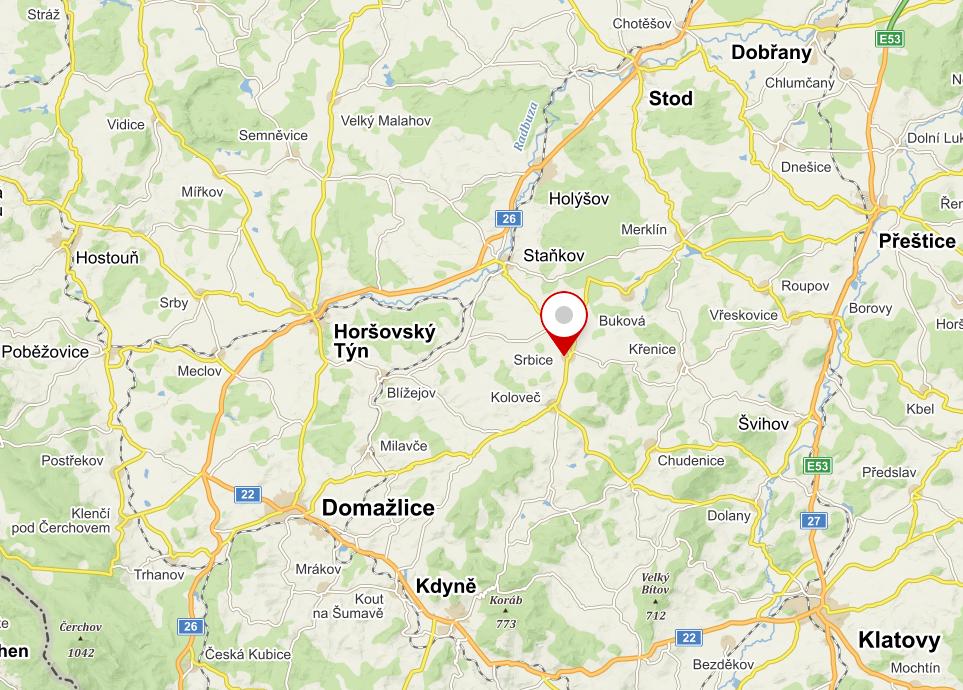 Kamenictví Procházka, Srbice 60